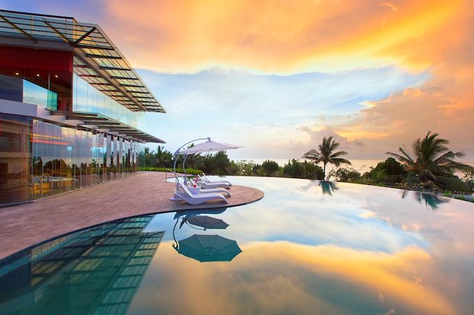 Sheraton Bali Kuta Pool