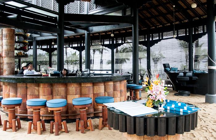 Intercontinental Danang Sun Peninsula Resort Review Barefoot Cafe
