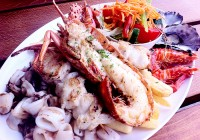 Kaili's Fish Market Café – Succulent Seafood along Fremantle's Waterfront