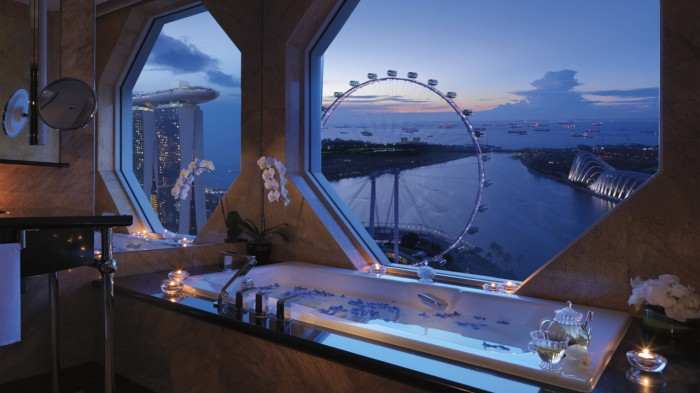 The Ritz Carlton Singapore Valentines Day Specials