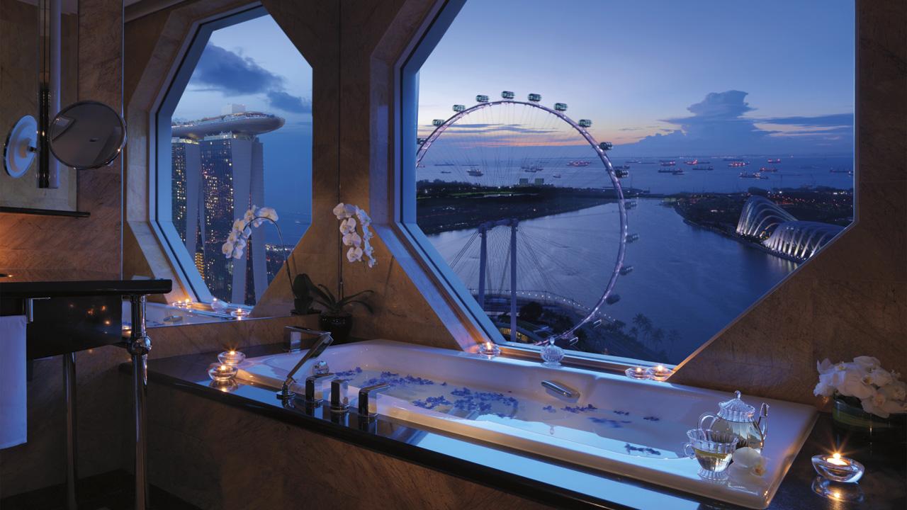 The Ritz Carlton Singapore Valentines Day Specials