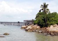 Turi Beach Batam Island Bar