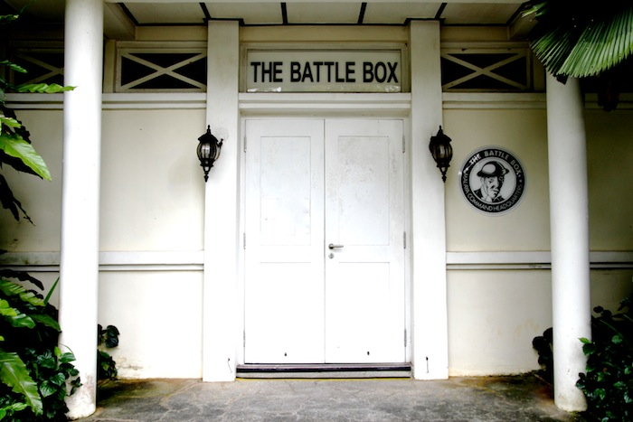 Fort Canning Battle Box