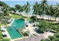 Rest and Relaxation at Turi Beach in Batam Indonesia