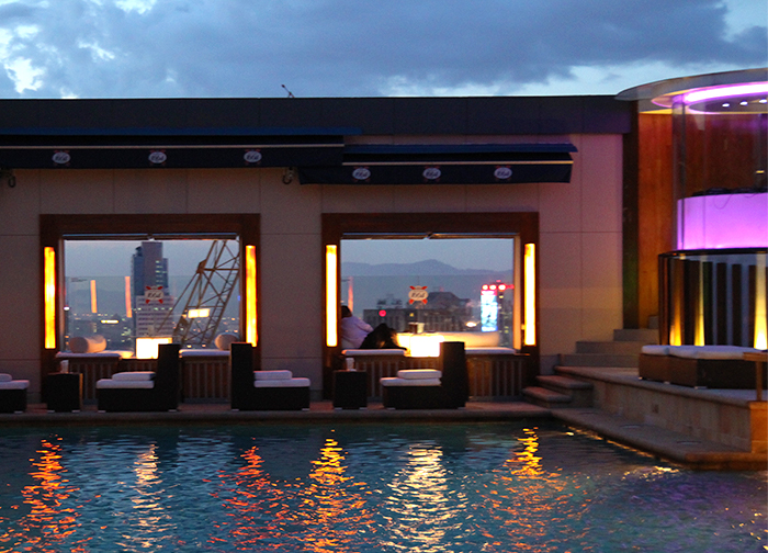 Luna Bar Kuala Lumpur
