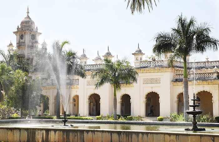 Chowmahalla Palace Hyderabad India - Must See Hyderabad