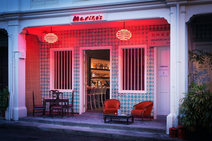 Mariko's Restaurant Singapore