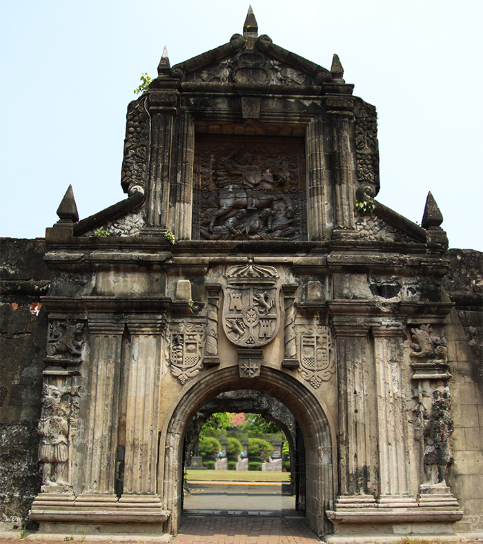 Santiago Philippines  city pictures gallery : Image Fort Santiago Manila Philippines Download