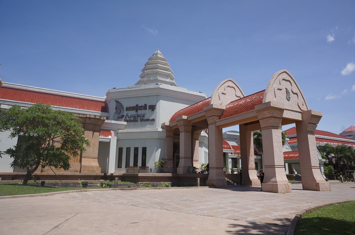 Angkor National Museum - Cambodia