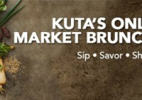 Market Brunch at Sheraton Bali Kuta Resort