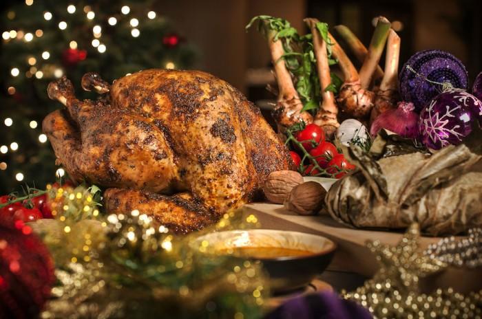 Laksa Turkey Christmas Buffet Singapore