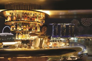 Singapore Smoke and Mirrors Singapore New Year's Eve 2016 Party