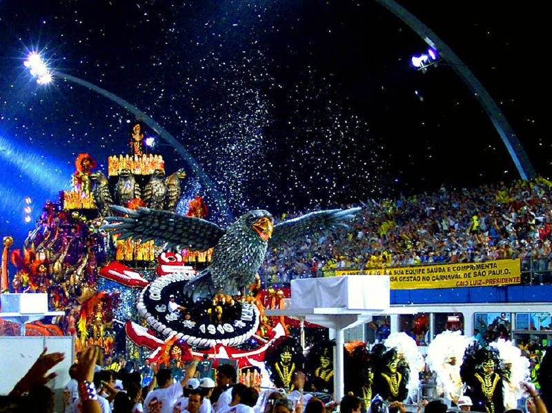 Carnival Rio de Janerio One of the Worlds Top Parties