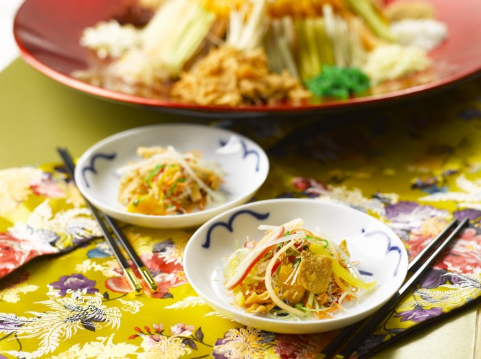 Lunar New Year 2015 Dinning Options, Menus and Buffets Singapore