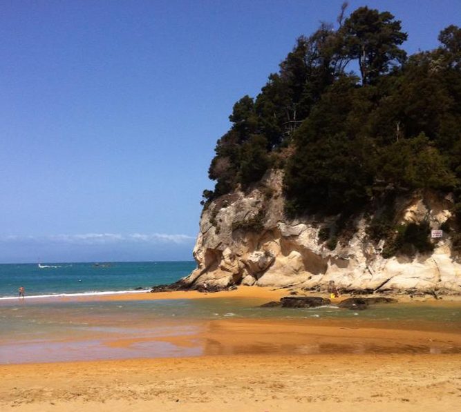 Abel Tasman National Park Beach2