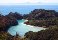 Exploring Abel Tasman National Park in New Zealand