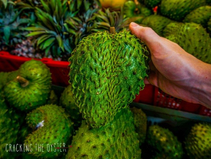 Top Fruit to Try in Asia Graviola