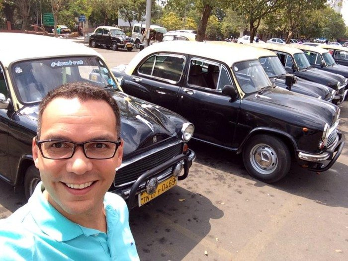 Stopover in Chennai Taxi
