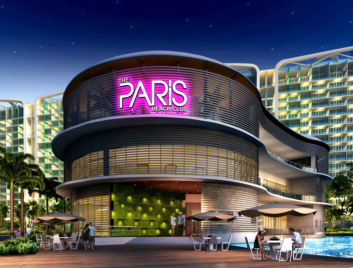 The Paris Beach Club Manila Philippines