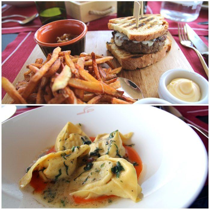 Antinori Chianti Classico Rinuccio 1180 restaurant