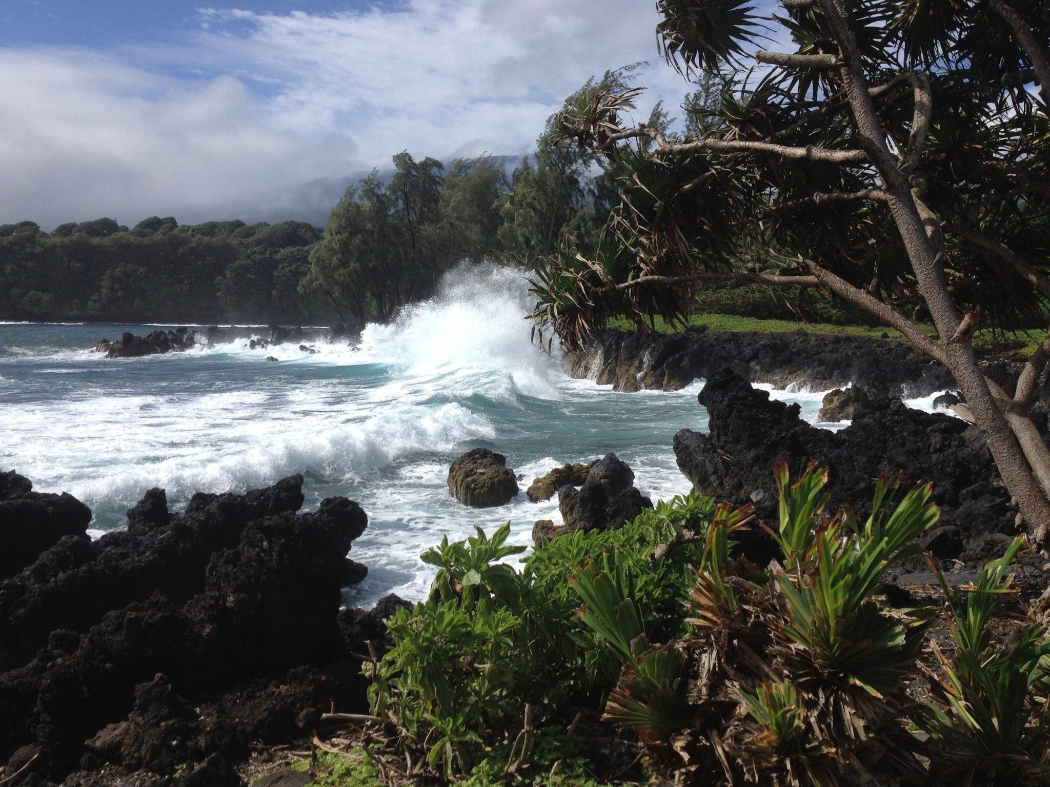 Ke'anae Peninsula Maui Hawaii