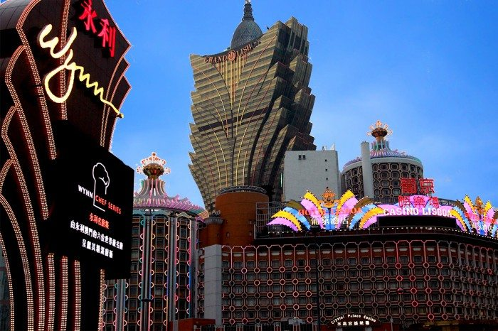 Macau Casinos - Macau Top Sites