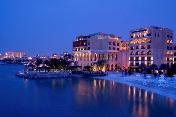 Shangri-La Abu Dhabi Hotel Review