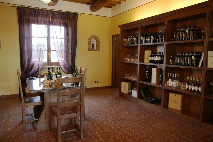 Cantina Lombardo Winery Montepulciano Tuscany Italy