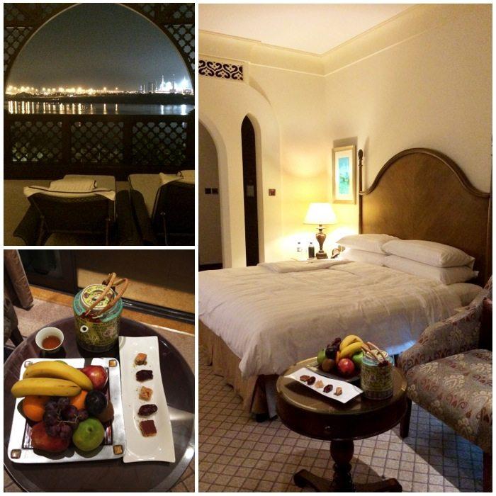 Horizon Club room Shangri-La Qarat Al Buri