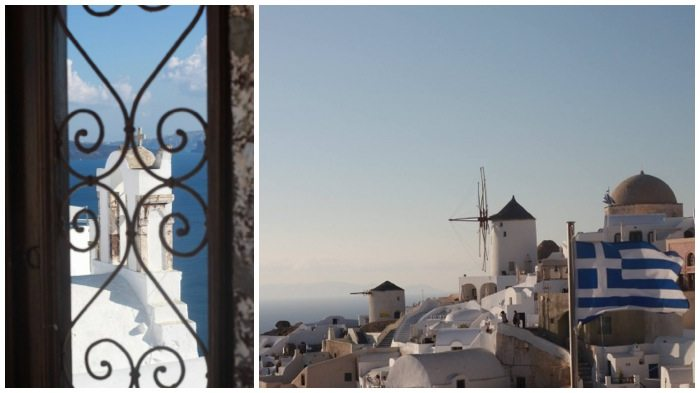 Santorini Greece Travel Review