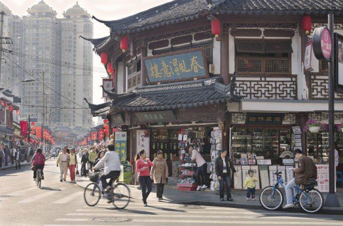 shanghai bike