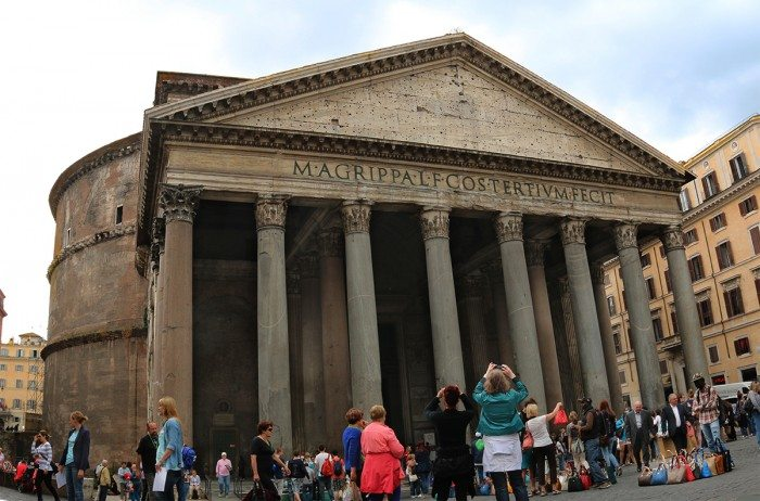 Pantheon - One of Rome's Top Sights
