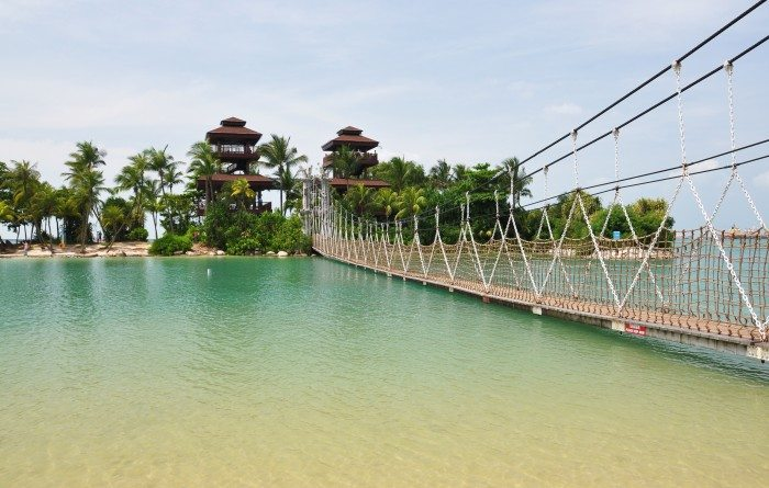 Singapore stopover activities Sentosa
