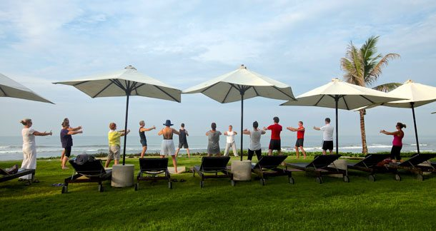 Legacy Retreat Holistic Retreat Nihiwatu Indonesia