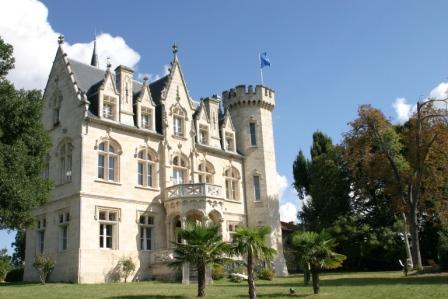 Chateau Belleview Bordeaux France