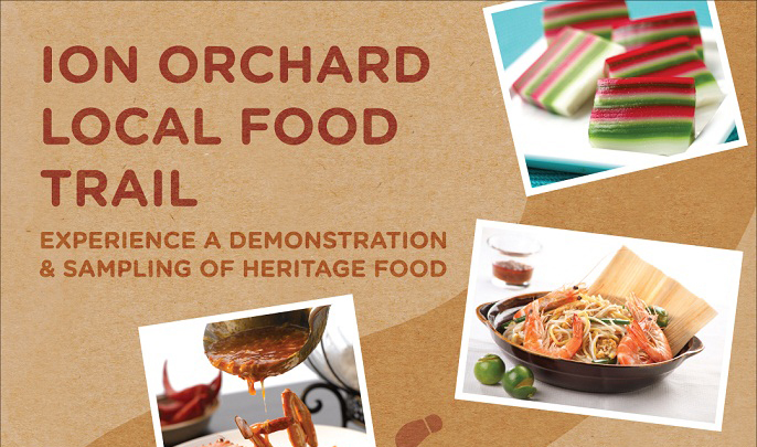 ION Orchard Singapore Food Trail