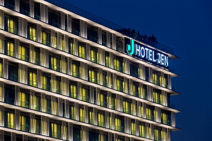 Hotel Jen Orchardgateway Review