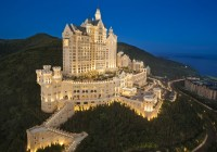 A Fairy Tale Realised – The Castle Hotel Dalian, China