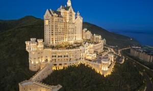 A Fairy Tale Realised – The Castle Hotel Dalian, China