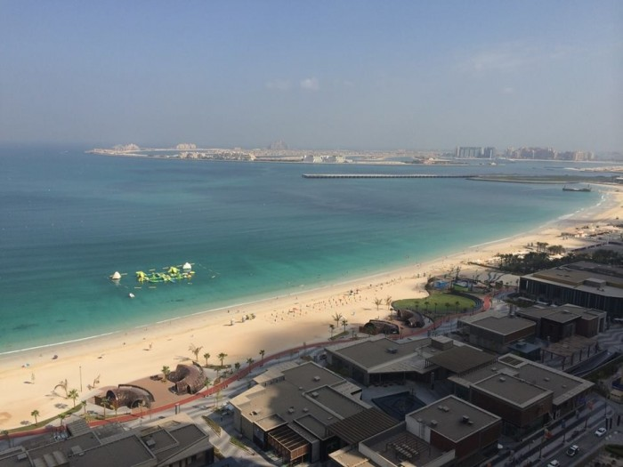 24 hours in dubai Jumeirah Beach