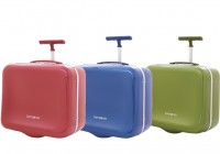Sit-on Carry-on – Samsonite Marshmallow