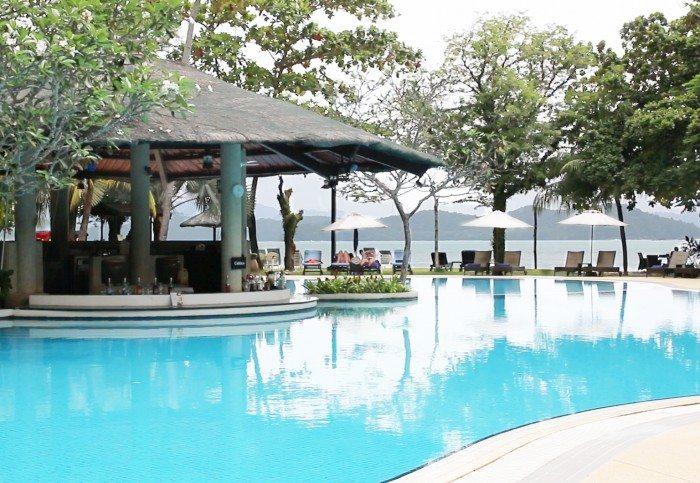 Vivanta by Taj Rebak Island Langkawi Pool