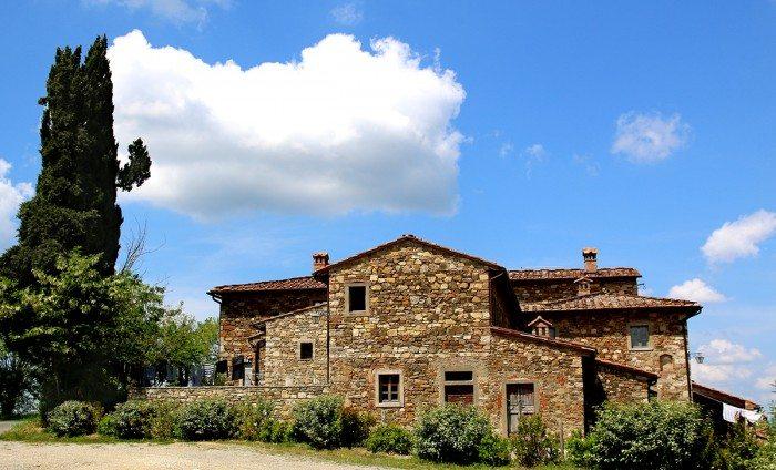 Chianti Tuscan Villa Wine Wanderings