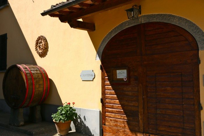 Villa S Andrea Winery Chianti Italy