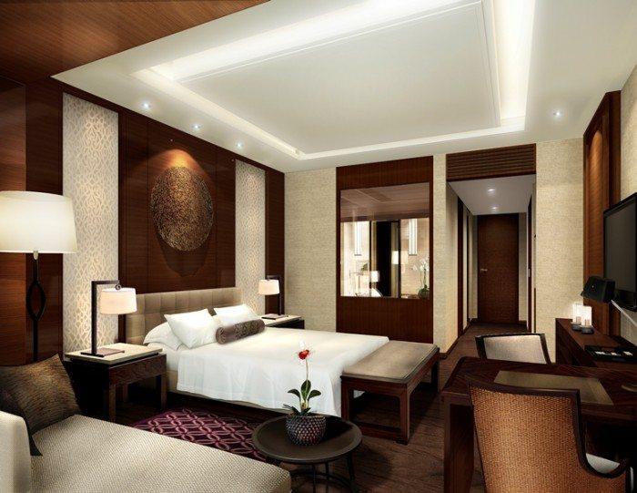 Fairmont Jakarta Guestroom