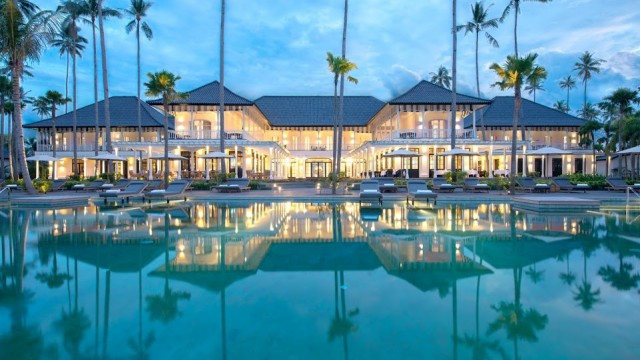 New Luxury Destination on the Shores of Bintan – The Sanchaya