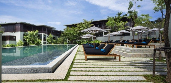 Pullman Phuket Arcadia Naithon Beach Resort Review - Pool