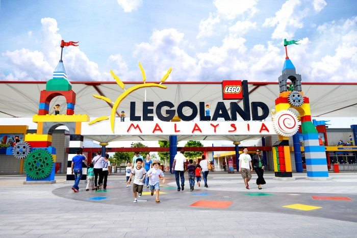 Lego Land Malaysia Nusa Jaya Things to do