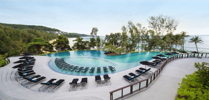 Pullman Phuket Arcadia Naithon Beach Resort Review - Main Pool