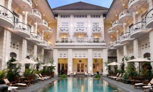 Exploring Yogyakarta from The Phoenix Hotel